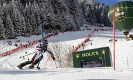 The-legendary-Hahnenkamm-race